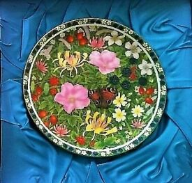 VINTAGE COALPORT CHINA HEATHFIELD DESIGN Somerset Meadow Edition:239 Tableware Ornament Collectors