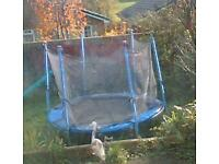 For sale 10 ft trampoline!