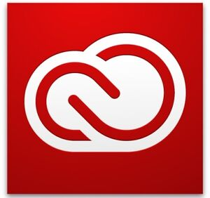 Apple Mac Adobe Creative Cloud: Photoshop, Illustrator, InDesign