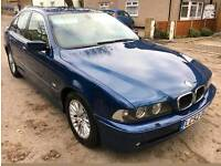 2002 BMW 530d Auto 2 Owners