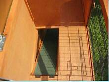 Two Storey (practically new) Rabbit hutch Booker Bay Gosford Area Preview