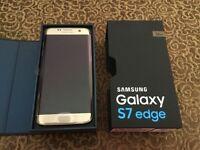 Samsung S7 Edge 32GB in Gold Platinum