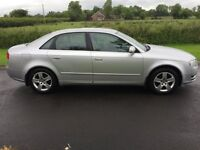 Audi A4 2.0SE Good clean car MOT timing belt fitted