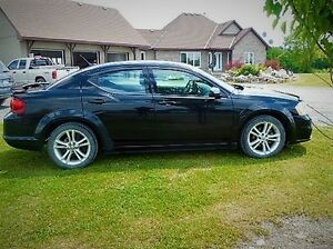 2012 Black Dodge Avenger For Sale!