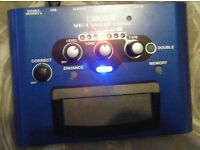 Boss VE-1 Vocal Effects Pedal