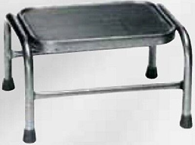 Armedica Am-840 Non Slip Stainless Steel Footstool W/ Rub...