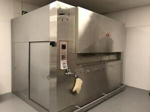 Nicholson Gas Rotation Baking Oven