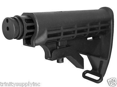 Trinity Paintball Collapsible stock for Tippmann Cronus Gun.