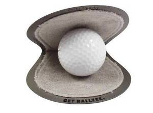 Masters Golf - No:1 Seller BallZee Pocket Ball Cleaner Twin Pack + Free Delivery