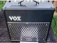 Vox Valvetronix VT15 modelling amp