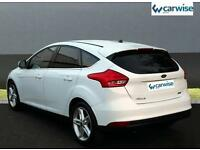 2016 Ford Focus ZETEC TDCI Diesel white Manual