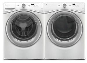 Amana (whirlpool) Electric Washer and dryer pair