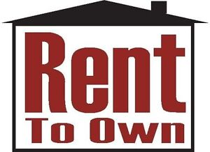 RENT TO OWN BUNGALOW WITH BASEMENT APT ONLY $3000 DOWN!
