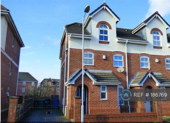 4 bedroom house in Whimberry Way, Withington, M20 (4 bed)