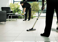 Full-Time cleaner required - 40-44 hrs per week