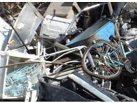 free scrap metal wanted