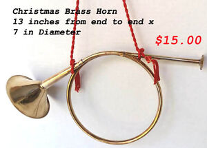Assortment of Christmas articles, individually priced ---H8Z1W9- West Island Greater Montréal image 8