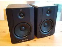 M-Audio BX5 D2 Active Studio Monitors (Pair) RRP £230