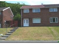 3 bedroom house in Darren Las, Merthyr Vale, Merthyr Tydfil, Merthyr Tydfil, CF48