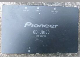 pioneer cd-ub100 p series usb ip bus connection add on