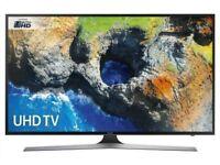 SAMSUNG 55 INCH Smart 4K Ultra HD HDR LED TV.UE55MU6120