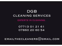 CLEANERS NEEDED!! FULL or PART TIME - NEW BUILD HOMES -STARTING £8 PER HOUR!!! IMMEDIATE START!!!