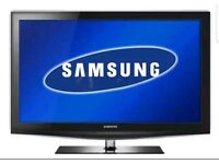 "Free delivery SAMSUNG 37"" FULL HD 1080P LCD TV MINT"