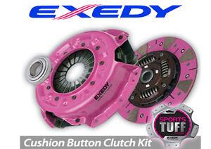 Exedy HD Cushion Button Clutch kit Nissan S13 S14 SR20DET Silvia 180SX 200SX