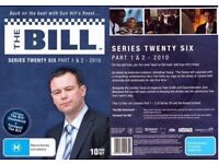The Bill Complete Series 26 DVD ( 10 Discs) 2010.