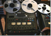 Teac 3440A Japan Reel Tape 4 Track Hi-Fi Series
