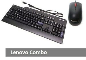 Lenovo Keyboard and Mouse Combo - BRAND NEW