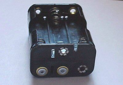 6Aa Battery Holder For Earlier Pro  Series Radio Shack Scanners