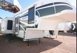Fifth wheel - Glendale Titanium for sale