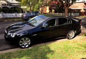 Urgent sale, selling black Holden commodore 82000kms Hunters Hill Hunters Hill Area Preview