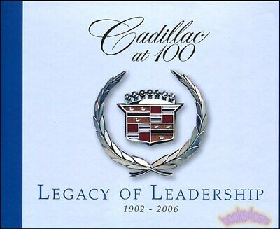 CADILLAC BOOK HENDRY 100 LEGACY LEADERSHIP