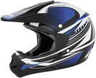 Blue Motorcycle Helmets Cyber Helmets