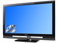 Sony 32 inch HD Ready LCD TV - 3 x HDMI - 100Hz - Freeview Built in - USB Media Player