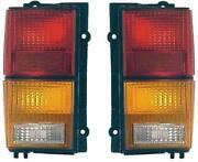 Jeep XJ Tail Lights