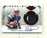 Shane Vereen Patch Auto