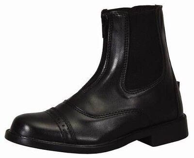 Tuffrider Children's Starter Front Zip Paddock Riding Boots
