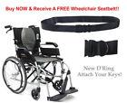 Aluminum 211-240lbs. Weight Capacity Wheelchairs