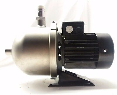 New Grundfos Stainless Steel Centrifugal Pump Chi2-40 A-w-g-buue 4hz20063 P10637