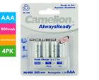 Camelion Battery Rechargeable Batteries