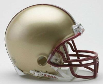 Riddell Boston College BC Eagles NCAA Replica Mini Football Helmet UNSIGNED RARE