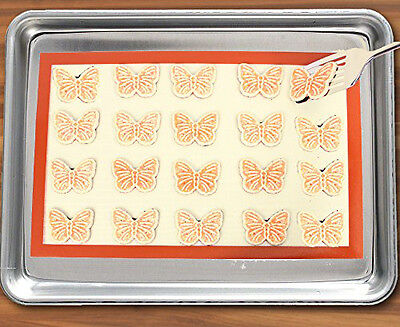 Reusable Silicone Baking Sheet Liner Non Stick Oven Heat Resistant Mat Griddle