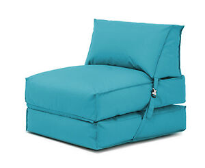 turquoise pouf poire lit z chaise longue ext rieur. Black Bedroom Furniture Sets. Home Design Ideas