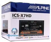 Alpine Touch Screen