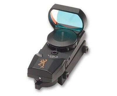 Browning Buckmark Reflex Sight   4 Reticles   Adjustable Brightness 1290230 New
