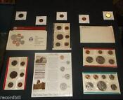 Mint Set Coin Lot