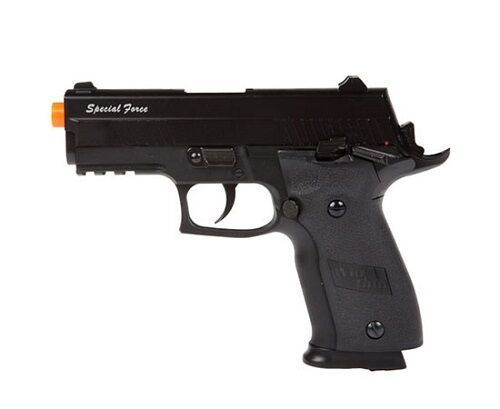 WG Special Force 229S Gas Blowback CO2 Airsoft Pistol